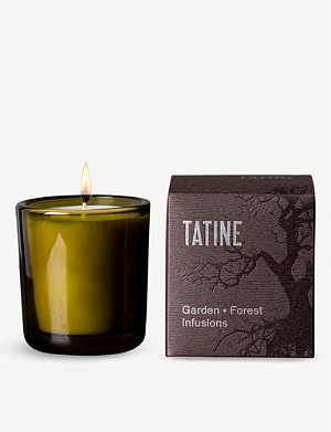 THE CONRAN SHOP Tatine Black Mission Fig scented candle 230g