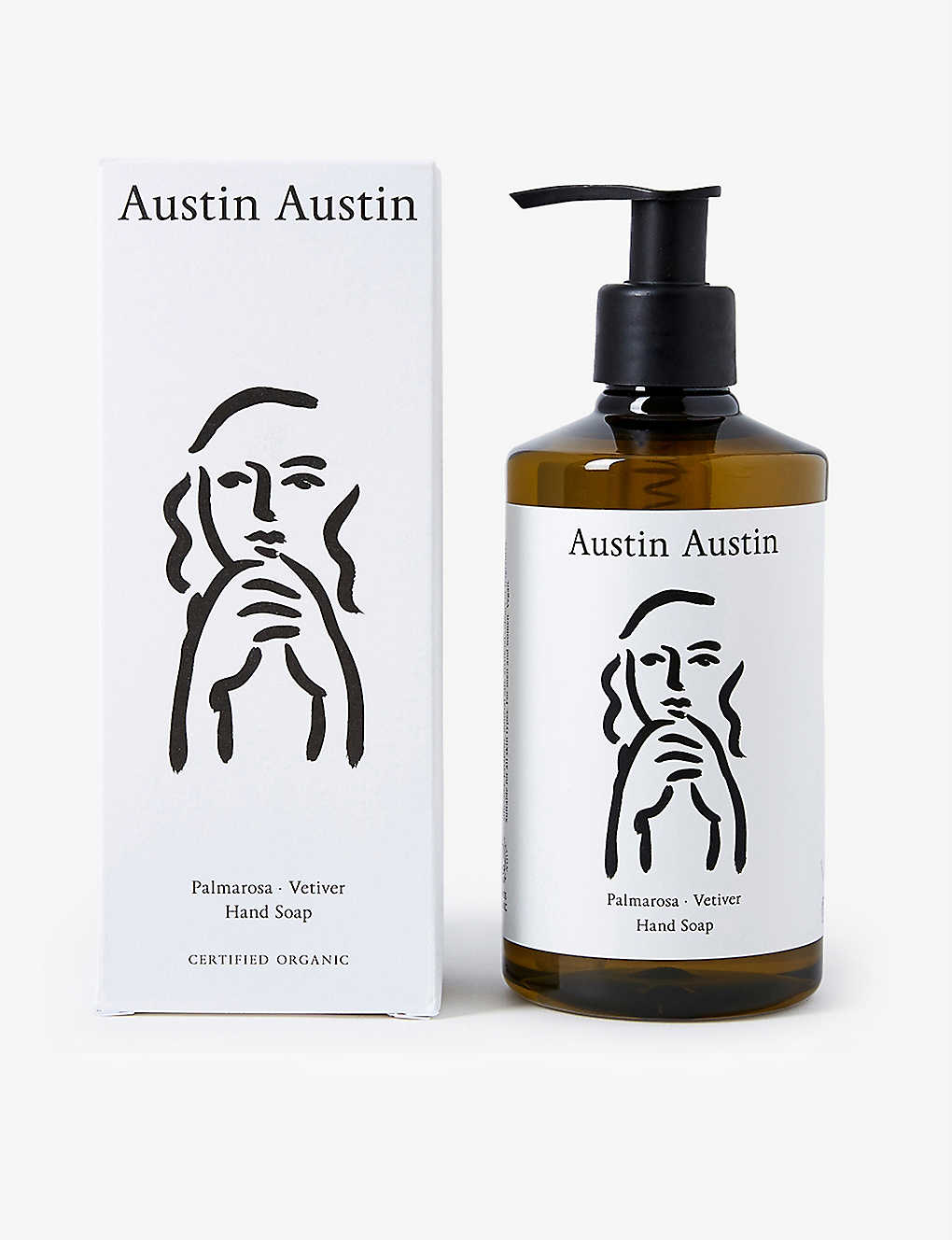 THE CONRAN SHOP: Austin Austin Palmarosa and Vetiver hand soap 300ml