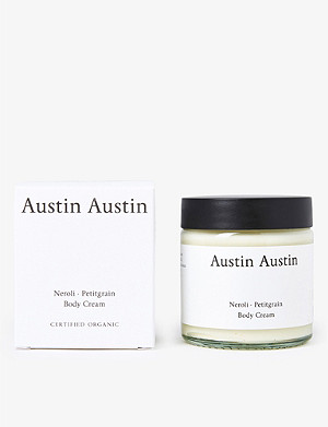 THE CONRAN SHOP Austin Austin Neroli and Petitgrain body cream 300ml