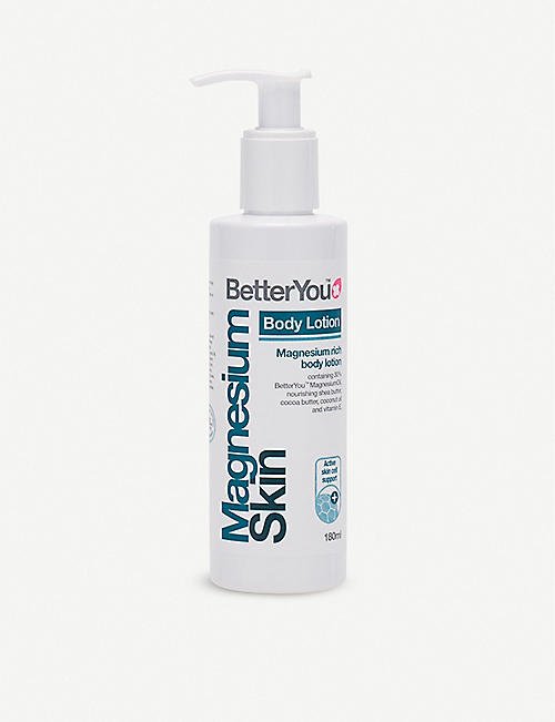 BETTER YOU BetterYou Magnesium body lotion 150ml