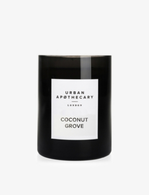 THE CONRAN SHOP The Conran Shop Urban Apothecary Coconut Grove scented candle 300g