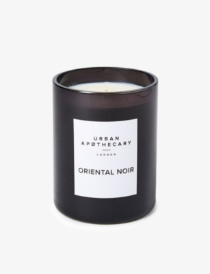 THE CONRAN SHOP Urban Apothecary Oriental Noir scented candle