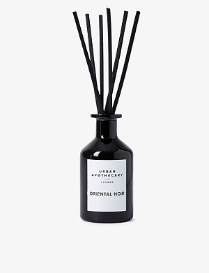 THE CONRAN SHOP Urban Apothecary Oriental Noir reed diffuser 200ml