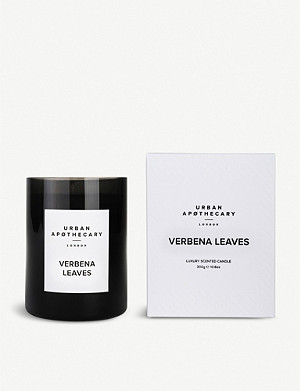 THE CONRAN SHOP Urban Apothecary Verbena Leaves scented candle 300g