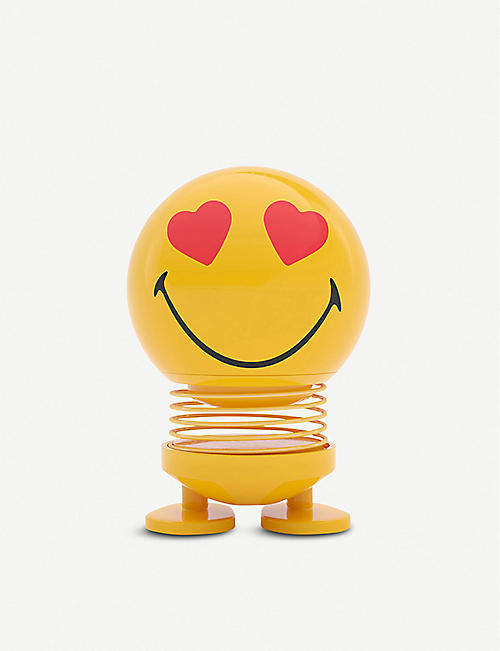 THE CONRAN SHOP: Hoptimist Baby Smiley Love bouncing figurine 8cm