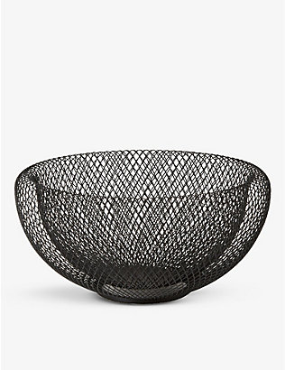 THE CONRAN SHOP: FEST Marais small metal bowl 24cm
