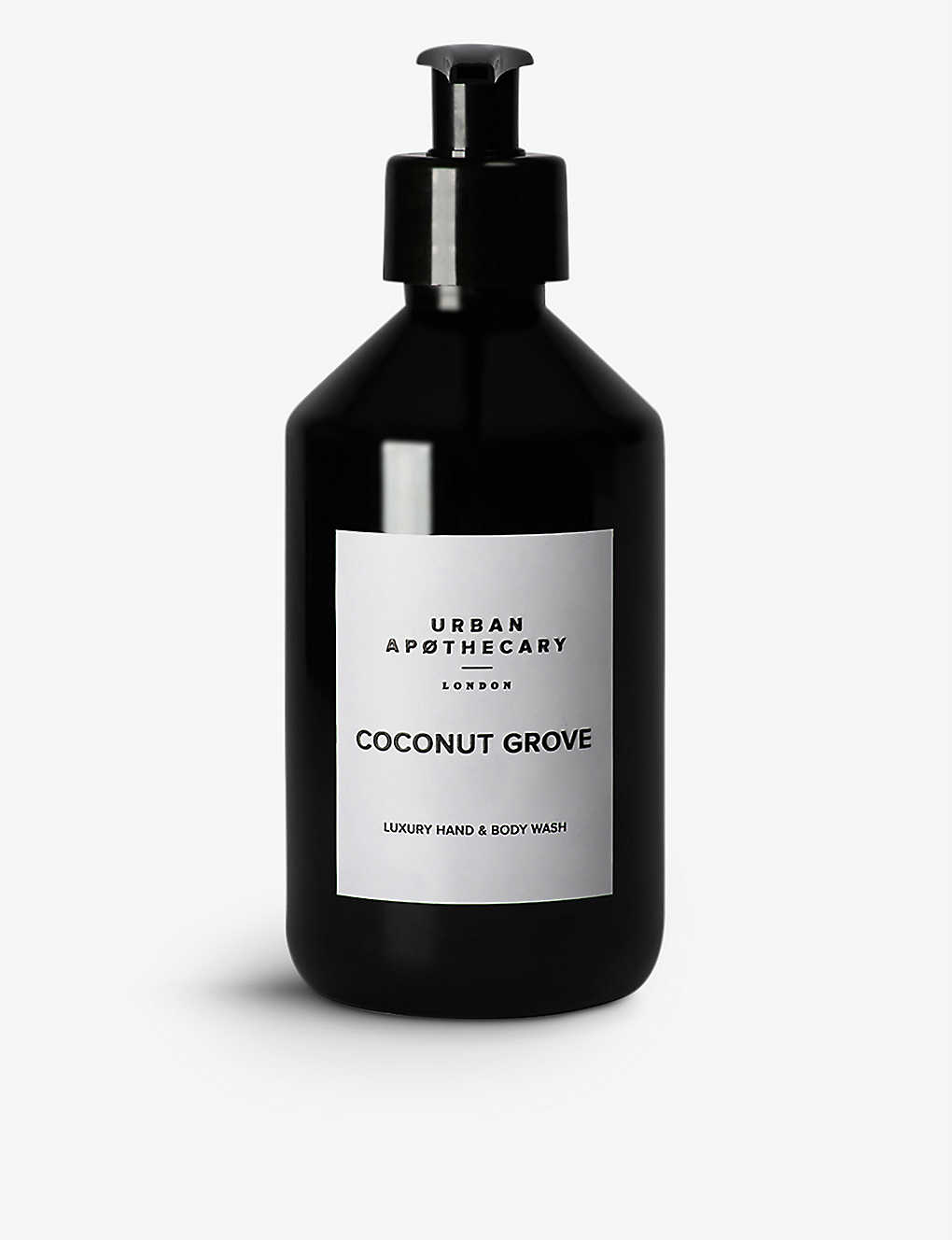 THE CONRAN SHOP: Urban Apothecary Coconut Grove hand and body wash 300ml