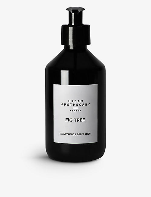 THE CONRAN SHOP Urban Apothecary Fig Tree hand and body lotion 300ml