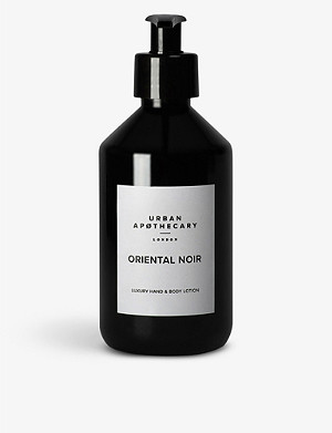 URBAN APOTHECARY Urban Apothecary Oriental Noir hand and body lotion 300ml