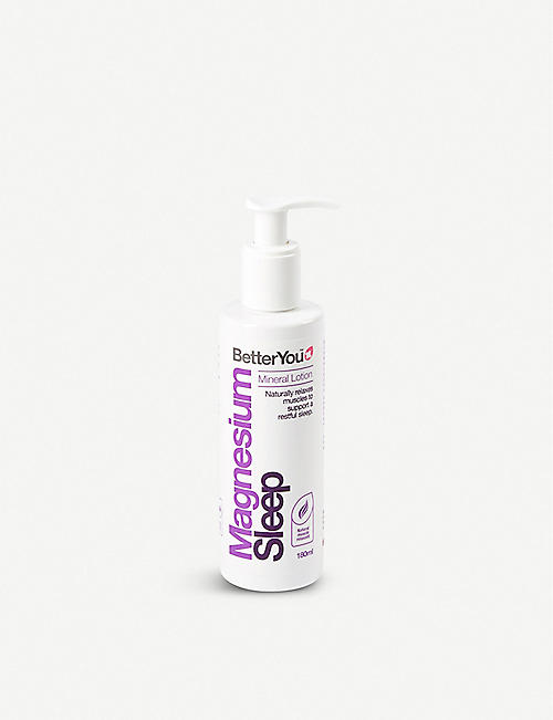 BETTER YOU BetterYou Magnesium Sleep Lotion 180ml