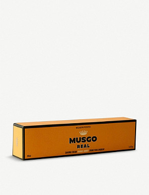 THE CONRAN SHOP Claus Porto Musgo Classic Scent shaving soap 125g