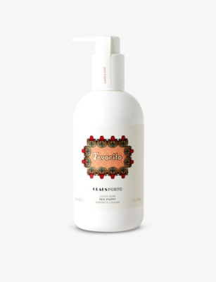 THE CONRAN SHOP Claus Porto Favorito liquid soap 300ml