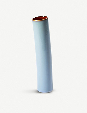 THE CONRAN SHOP Anita Le Grelle slanted earthenware vase 20cm