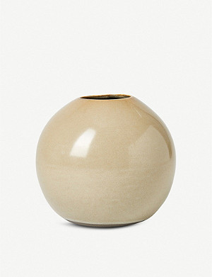 THE CONRAN SHOP Terres de Rêves Ball Vase 4cm x 10cm