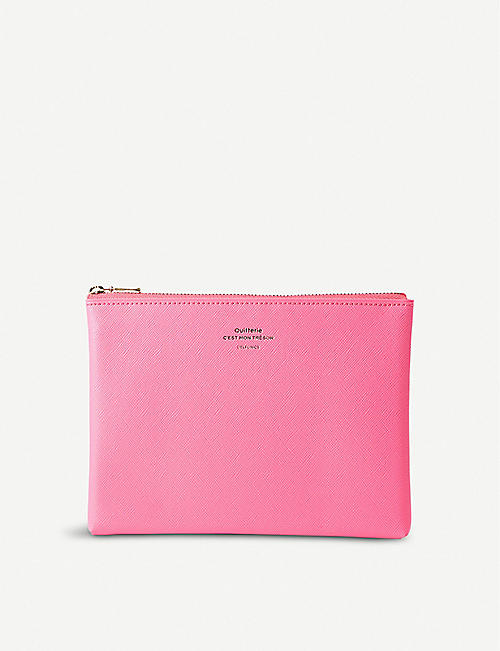 THE CONRAN SHOP Delfonics Quitterie pouch 13.9cm