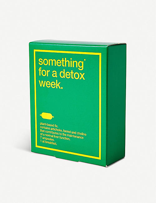 THE CONRAN SHOP: Biocol Labs Something for a Detox Week pack of 15 ampoules