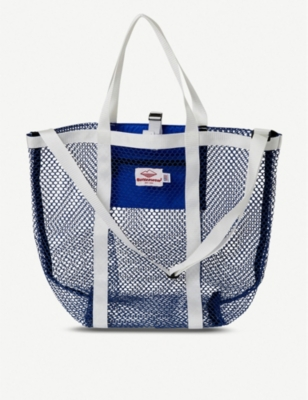 THE CONRAN SHOP Battenwear mesh tote bag