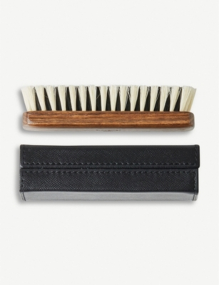 THE CONRAN SHOP Lorenzi Milano travelling cashmere brush