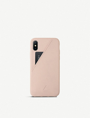 THE CONRAN SHOP NATIVE UNION CLIC Card iPhone X/XS case