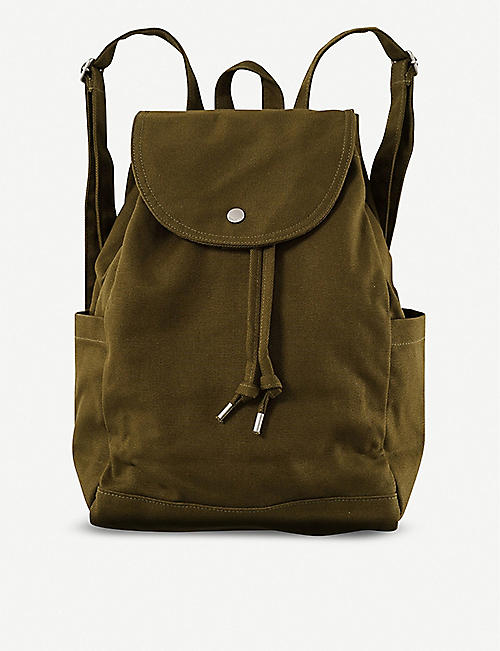 THE CONRAN SHOP KELP DRAWSTRING BPACK