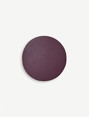 THE CONRAN SHOP RUCA recycled leather coaster 11cm