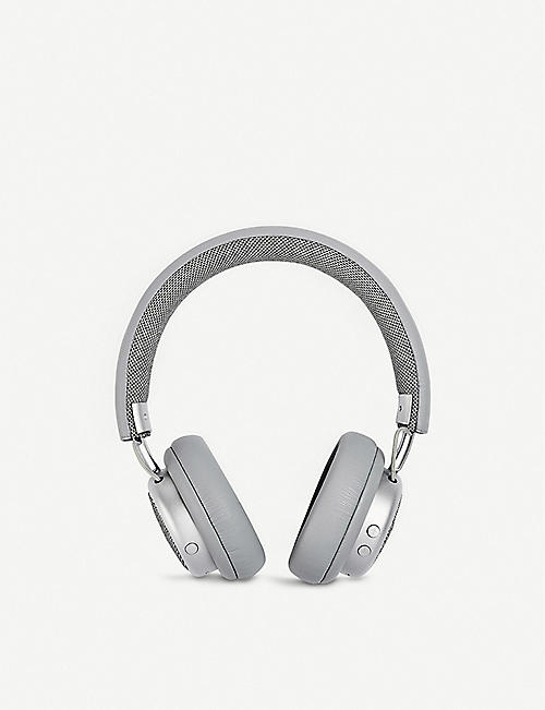 THE CONRAN SHOP: SACKit TOUCHit faux-leather Bluetooth headphones