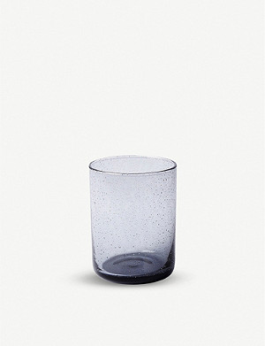 THE CONRAN SHOP Bubble glass tumbler