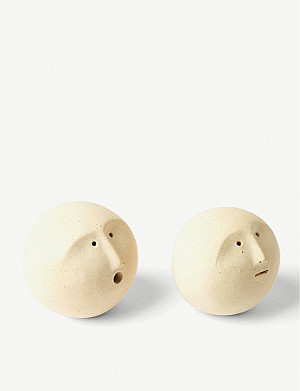 THE CONRAN SHOP Clayman sculptures set of two