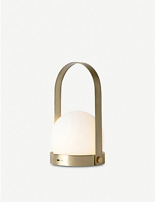 THE CONRAN SHOP: Norm Architects Carrie LED portable lamp