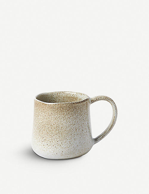 THE CONRAN SHOP Reactive ceramic mug 45cl