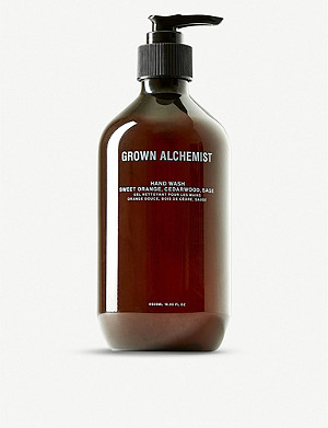 THE CONRAN SHOP Grown Alchemist Sweet Orange, Cedarwood and Sage hand wash 500ml