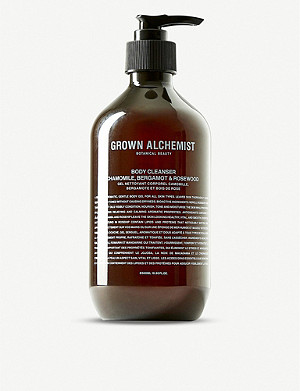 THE CONRAN SHOP Grown Alchemist Camomile, Bergamot and Rose body cleanser 500ml