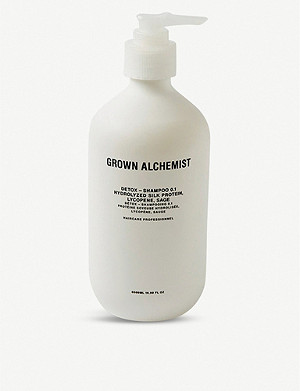 THE CONRAN SHOP Grown Alchemist Detox 0.1 shampoo