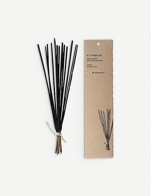P.F CANDLE CO Black Fig incense sticks