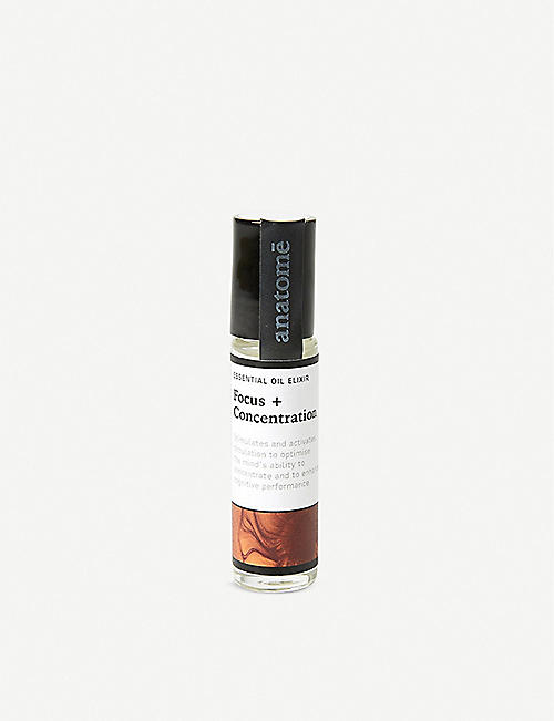 THE CONRAN SHOP: Focus & Concentration oil 10ml