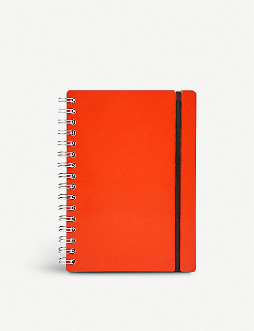THE CONRAN SHOP A5 ruled notebook