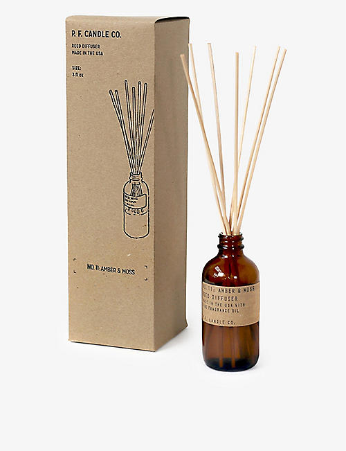 P.F CANDLE CO Amber & Moss Diffuser 88ml