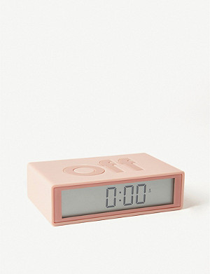 THE CONRAN SHOP Flip rubber alarm clock