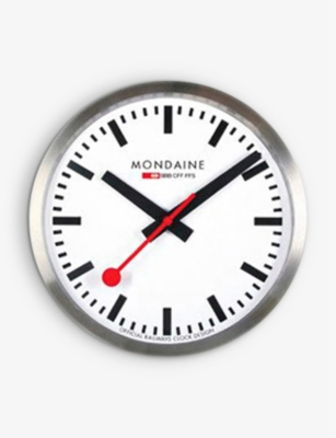 THE CONRAN SHOP Mondaine wall clock