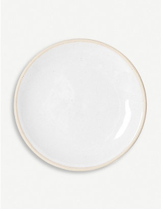 THE CONRAN SHOP: Organic Sand side plate 19cm