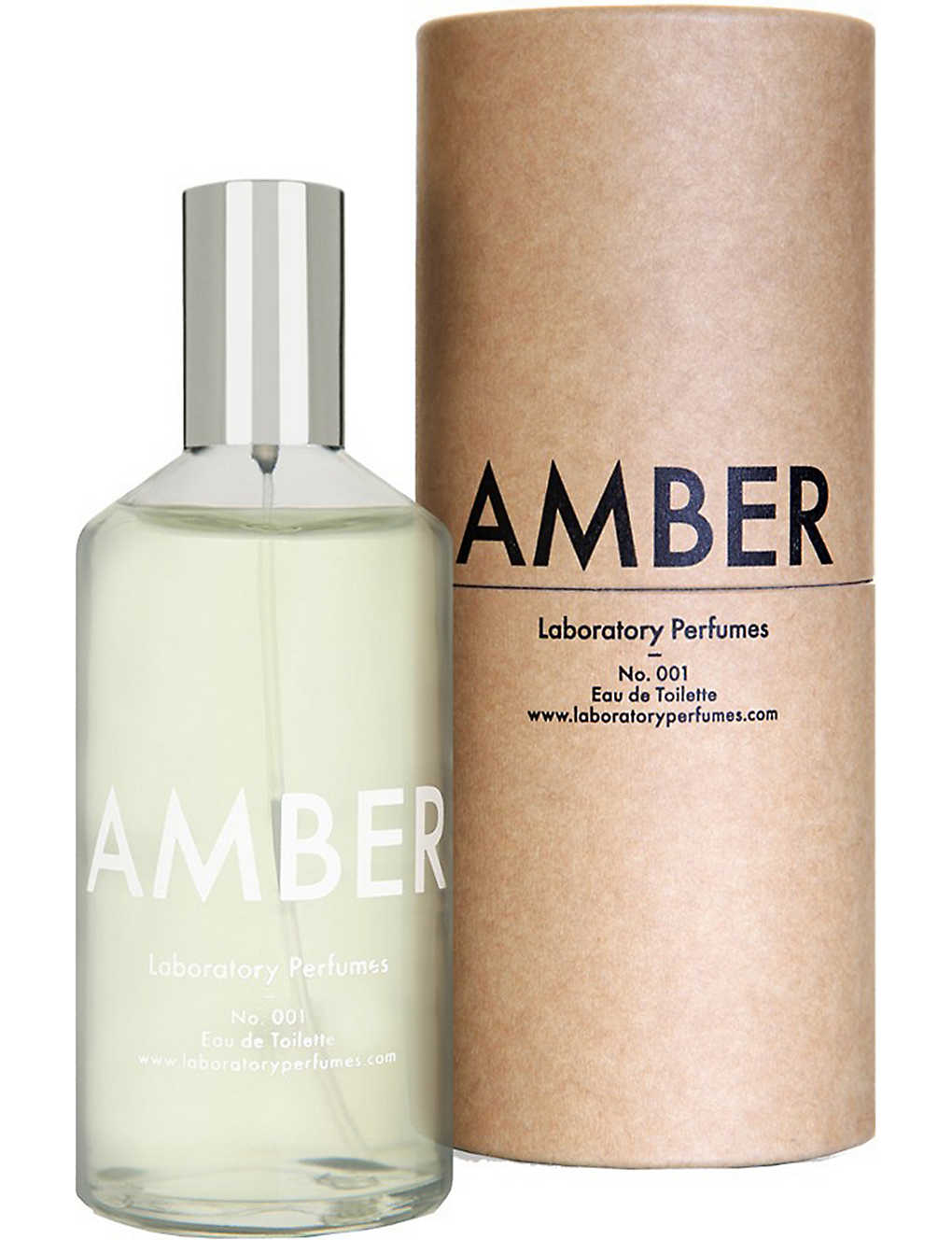THE CONRAN SHOP: Laboratory Perfumes Amber eau de toilette 100ml