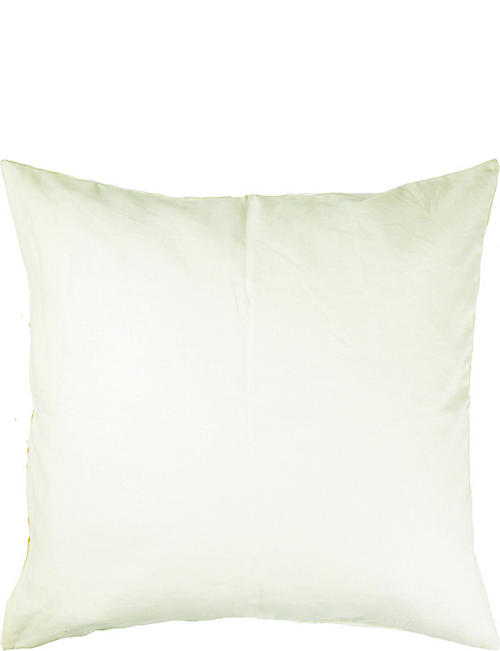 THE CONRAN SHOP: Duck feather and down square cushion pad 50cm x 50cm
