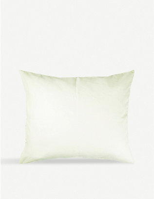 THE CONRAN SHOP: Duck feather and down square cushion pad 50x50cm