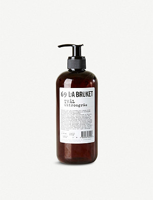 LA BRUKET LA: Bruket Lemongrass liquid soap 450ml