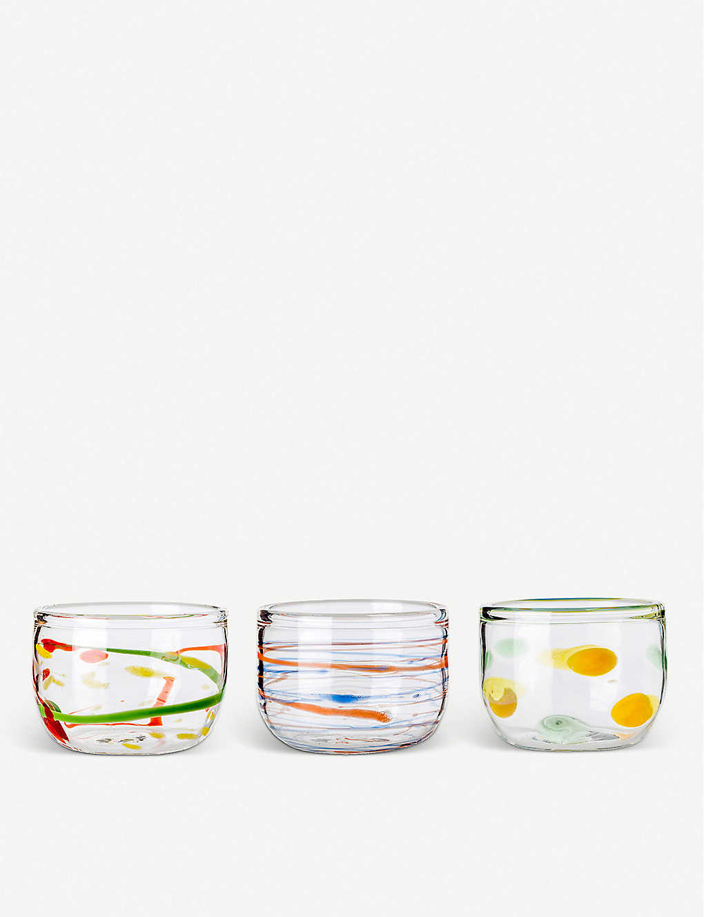 THE CONRAN SHOP: Massimo Lunardon Ciotoline Goto tea light holder 6.5cm