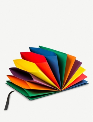 THE CONRAN SHOP Fabriano Multi-colour folder
