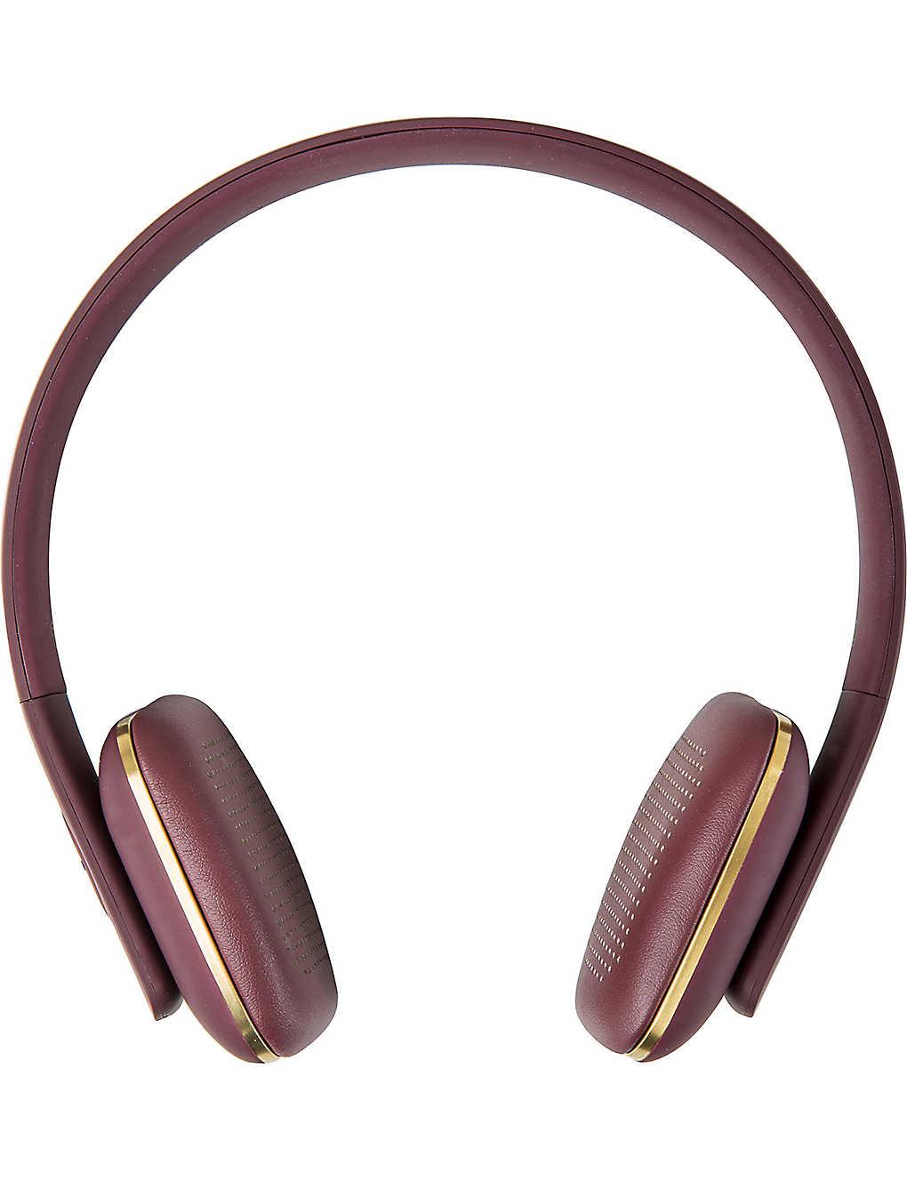 555089dfac0 THE CONRAN SHOP - Kreafunk aHead wireless headphones   Selfridges.com
