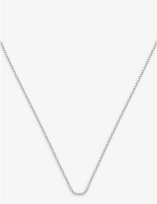 MONICA VINADER: Sterling silver fine chain
