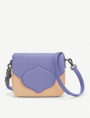 FOLLI FOLLIE Mod Princess faux-leather shoulder bag