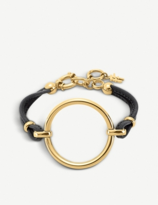 FOLLI FOLLIE Metal Chic gold-plated bracelet